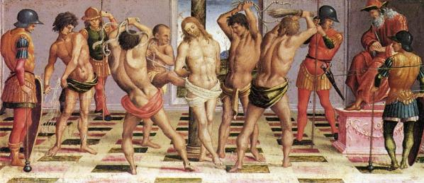 Luca-Signorelli-The-Flagellation
