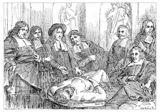 Fig 1 - anatomia na antiguidade - SEC XVII