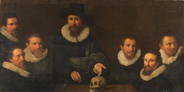 SA_2048-Anatomische_les_van_Dr._Johan_Fonteijn_(fragment)